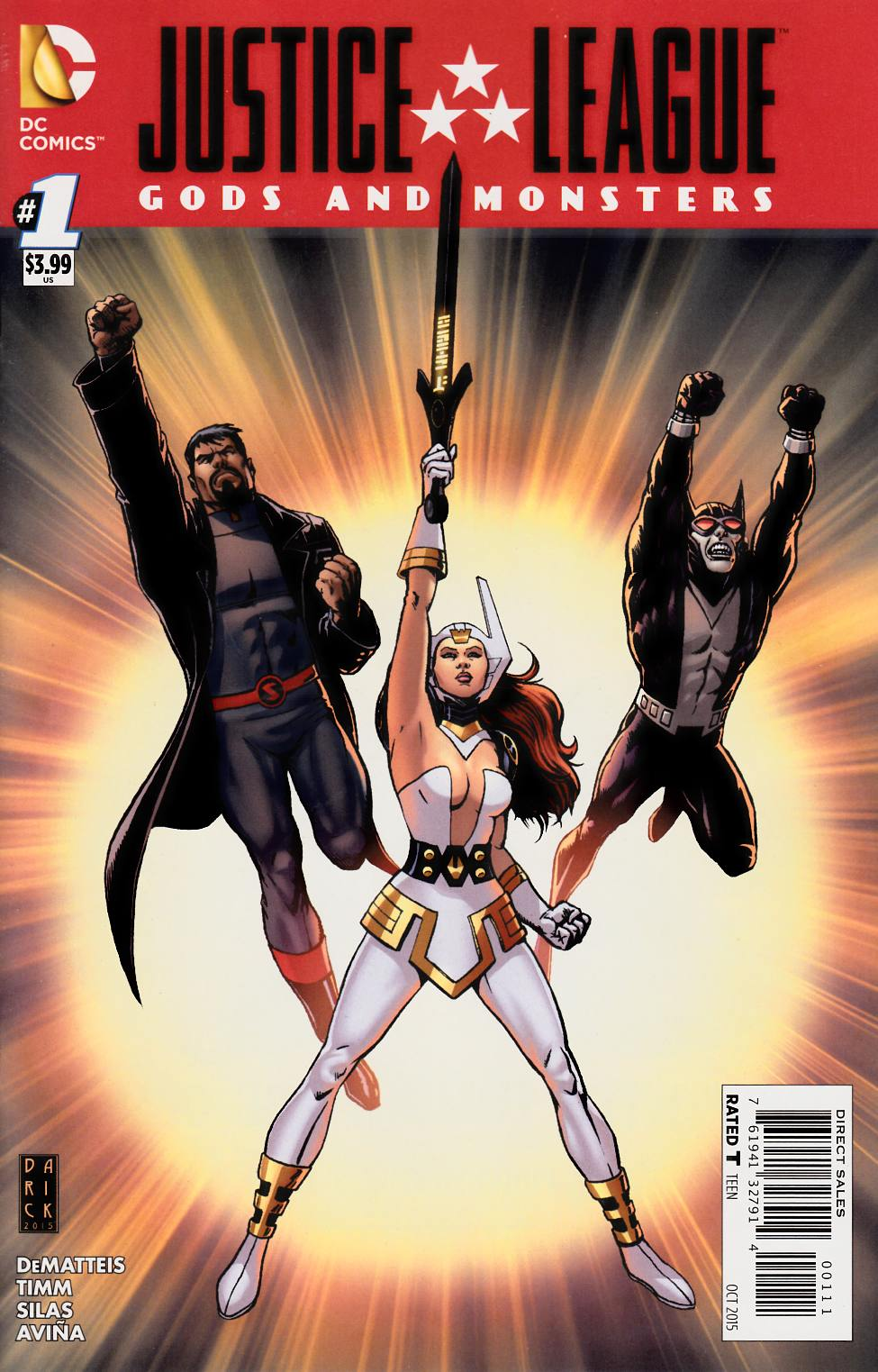 JLA Gods And Monsters #1 [DC Comic]_THUMBNAIL