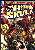 JSA Liberty Files The Whistling Skull #1 [DC Comic] THUMBNAIL