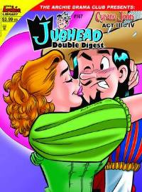 Jugheads double digest #167 LARGE