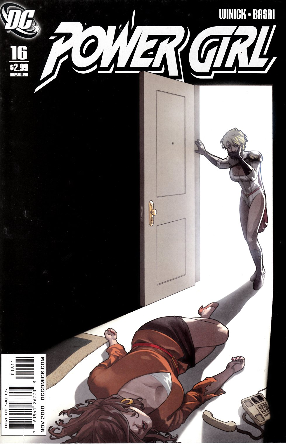 Power Girl #16 Near Mint (9.4) [DC Comic]_THUMBNAIL