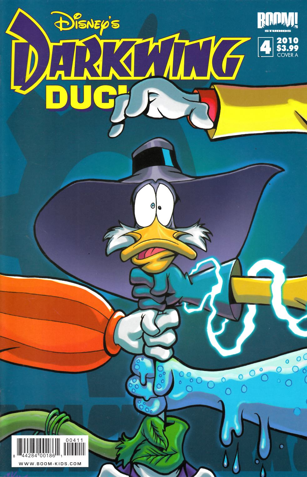 Darkwing Duck #4 Cover A Near Mint (9.4) [Boom Comic] THUMBNAIL