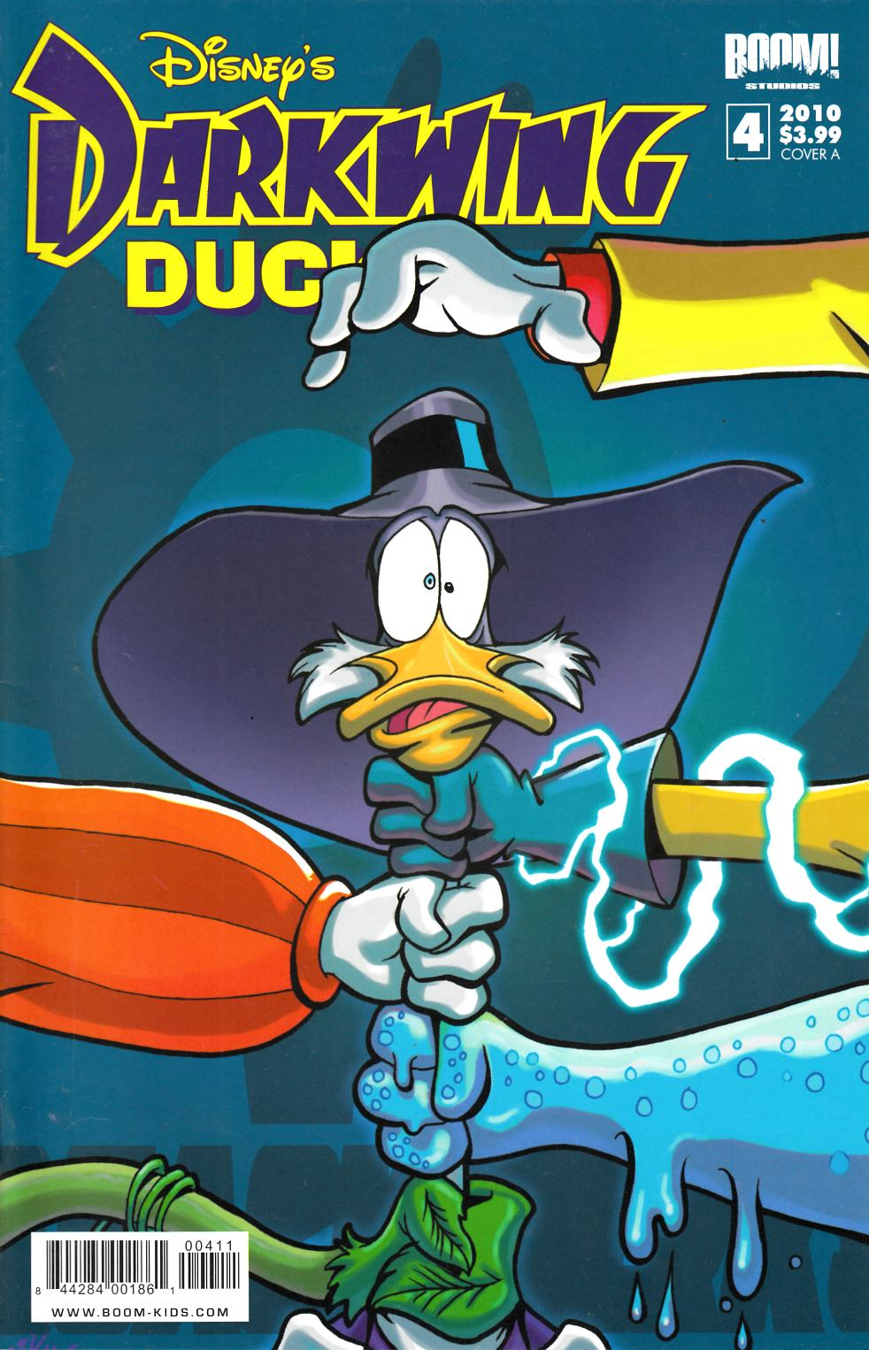 Darkwing Duck #4 Cover A Very Fine (8.0) [Boom Comic] THUMBNAIL