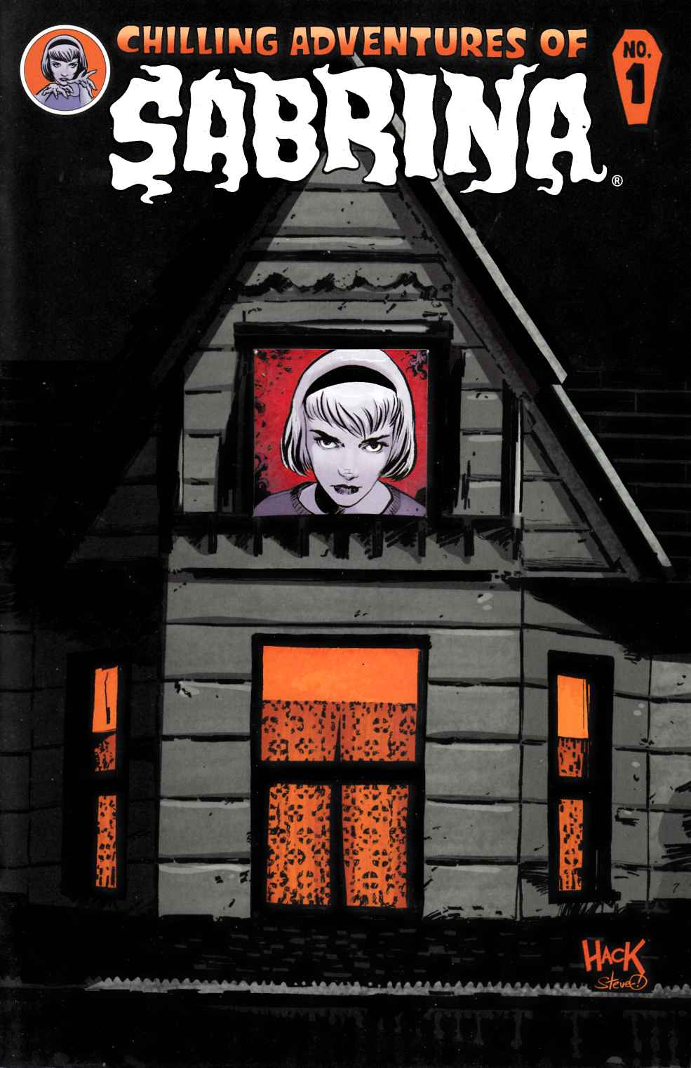 Sabrina #1 Near Mint (9.4) [Archie Comic] LARGE