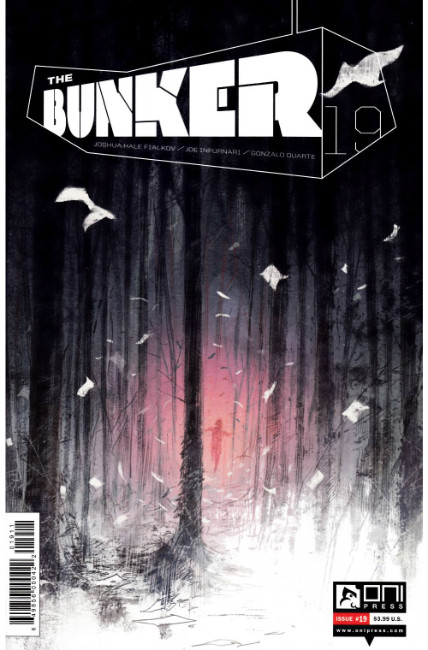 Bunker #19 [Oni Press Comic] THUMBNAIL