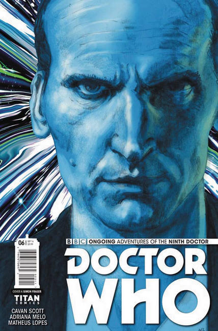 Doctor Who 9th Doctor #6 Cover A [Titan Comic] LARGE