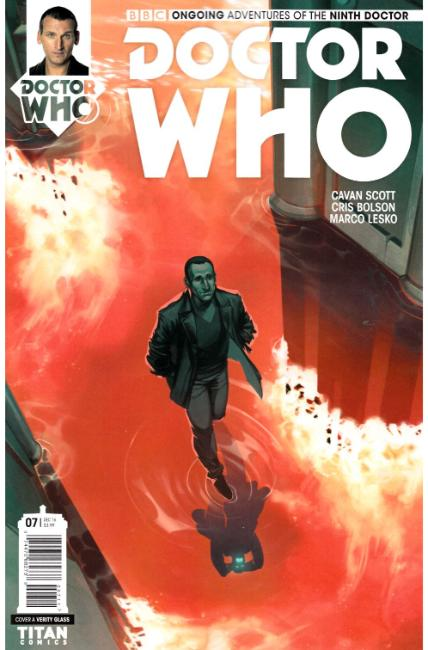 Doctor Who 9th Doctor #7 Cover A [Titan Comic] THUMBNAIL