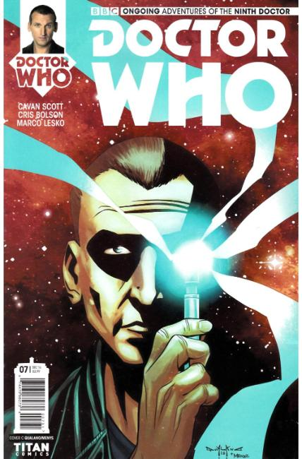 Doctor Who 9th Doctor #7 Cover C [Titan Comic] THUMBNAIL