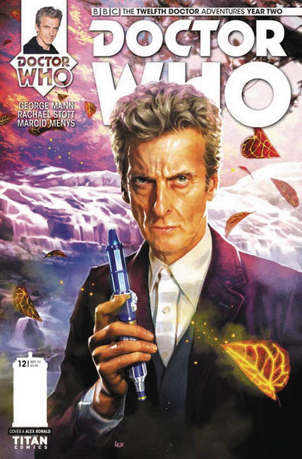 Doctor Who 12th Doctor Year Two #12 Cover A [Titan Comic] THUMBNAIL