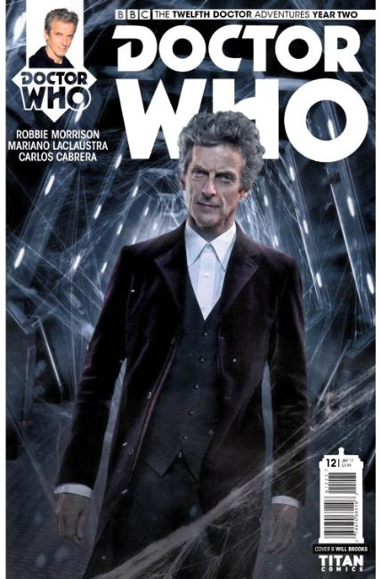 Doctor Who 12th Doctor Year Two #12 Cover B [Titan Comic] THUMBNAIL