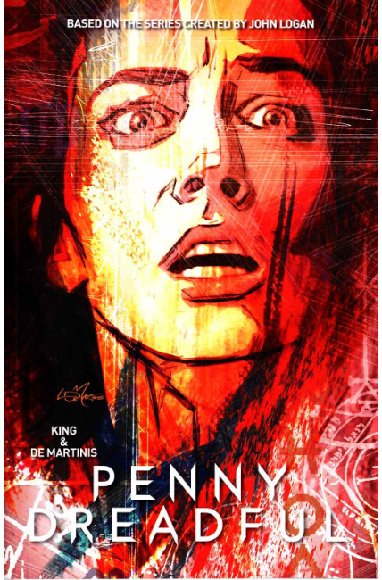 Penny Dreadful #5 Cover B [Titan Comic] THUMBNAIL