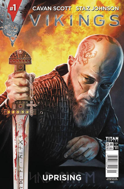Vikings Uprising #1 Cover B [Titan Comic]_THUMBNAIL