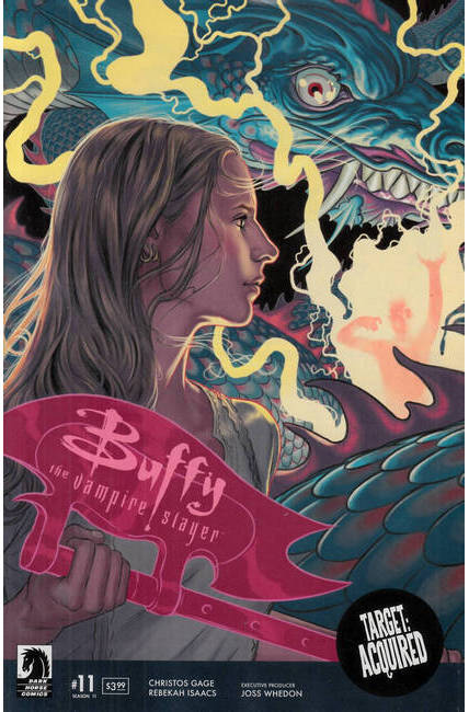 Buffy the Vampire Slayer Season 11 #11 [Dark Horse Comic] THUMBNAIL