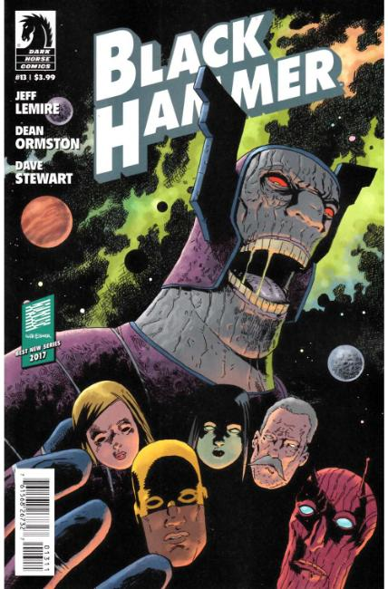 Black Hammer #13 [Dark Horse Comic]