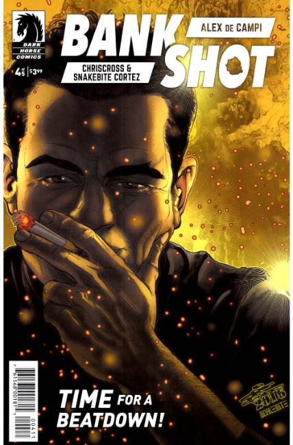 Bankshot #4 [Dark Horse Comic]