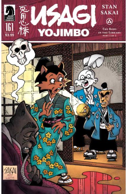Usagi Yojimbo #161 [Dark Horse Comic] LARGE