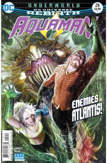 Aquaman #28 [DC Comic]