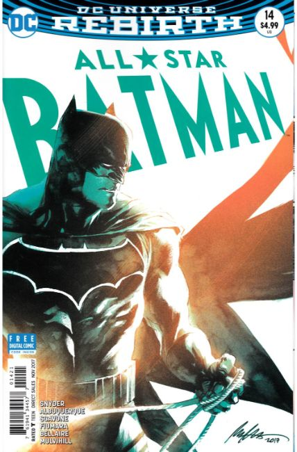 All Star Batman #14 Albuquerque Variant Cover [DC Comic]_LARGE