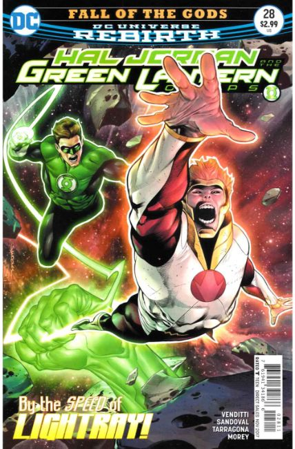 Hal Jordan and the Green Lantern Corps #28 [DC Comic] THUMBNAIL