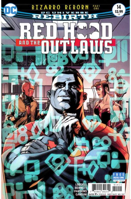 Red Hood and the Outlaws #14 [DC Comic] THUMBNAIL