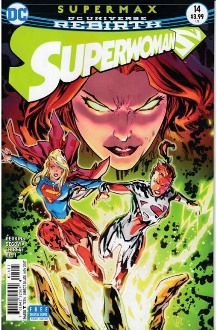 Superwoman #14 [DC Comic] LARGE