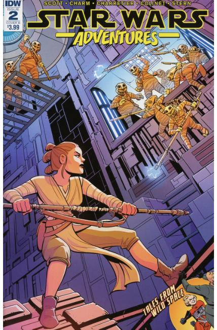 Star Wars Adventures #2 Cover B [IDW Comic]