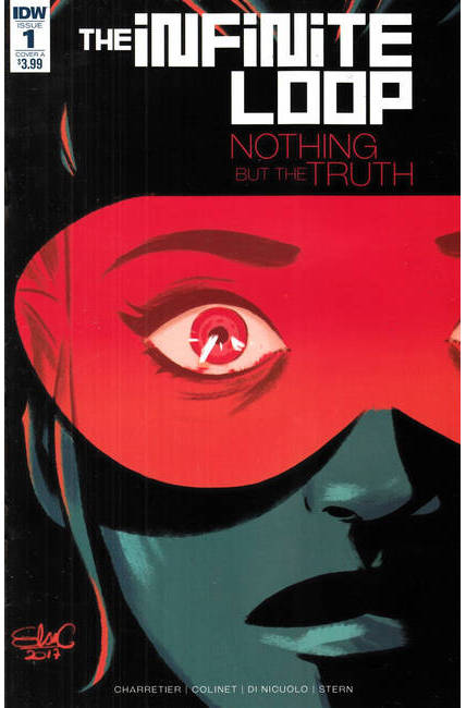 Infinite Loop Nothing But the Truth #1 Cover A [IDW Comic]_THUMBNAIL
