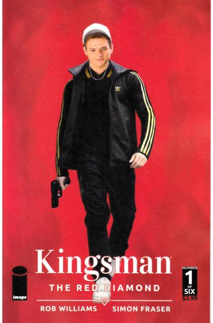 Kingsman the Red Diamond #1 Cover D [Image Comic]
