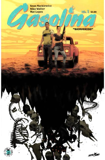 Gasolina #1 Cover A [Image Comic] THUMBNAIL