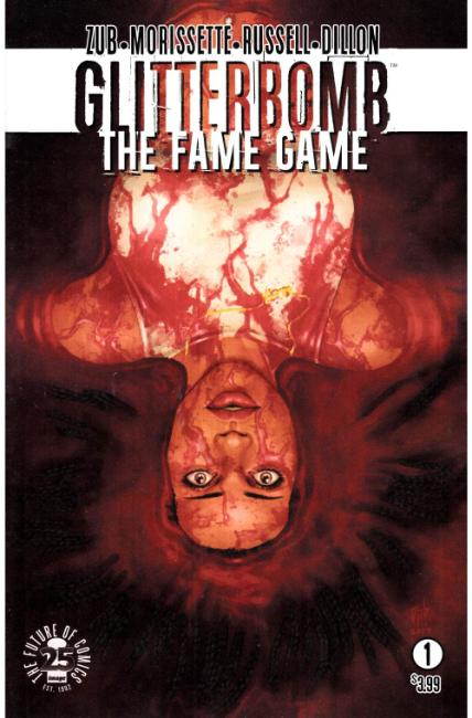 Glitterbomb Fame Game #1 Cover A [Image Comic] THUMBNAIL