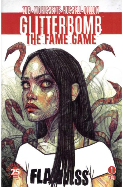 Glitterbomb Fame Game #1 Cover B [Image Comic]_THUMBNAIL