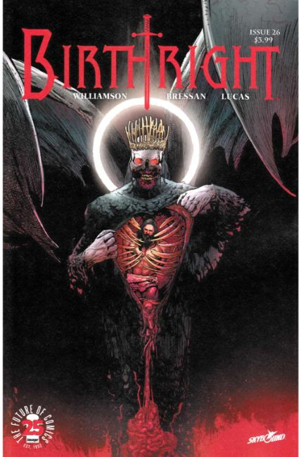 Birthright #26 Cover A [Image Comic] THUMBNAIL