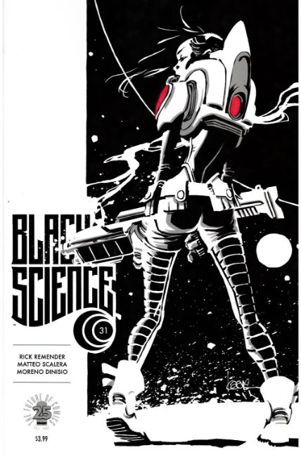 Black Science #31 Cover B [Image Comic] LARGE