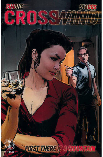 Crosswind #4 Cover B [Image Comic] THUMBNAIL