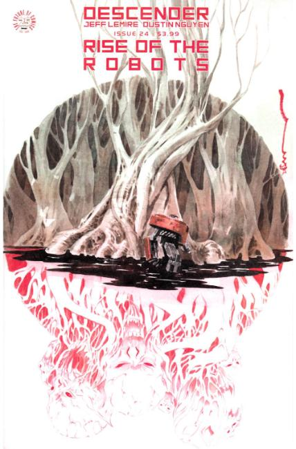 Descender #24 Cover A [Image Comic] THUMBNAIL
