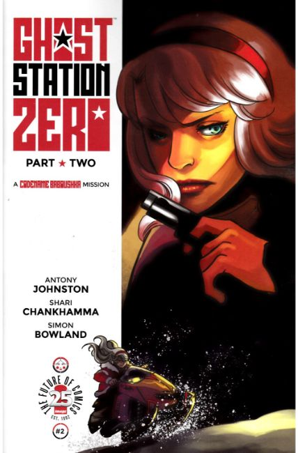Ghost Station Zero #2 Cover A [Image Comic] THUMBNAIL