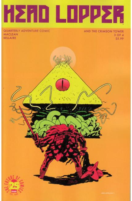 Head Lopper #7 Cover A [Image Comic] THUMBNAIL
