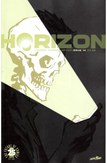 Horizon #14 Cover A [Image Comic]