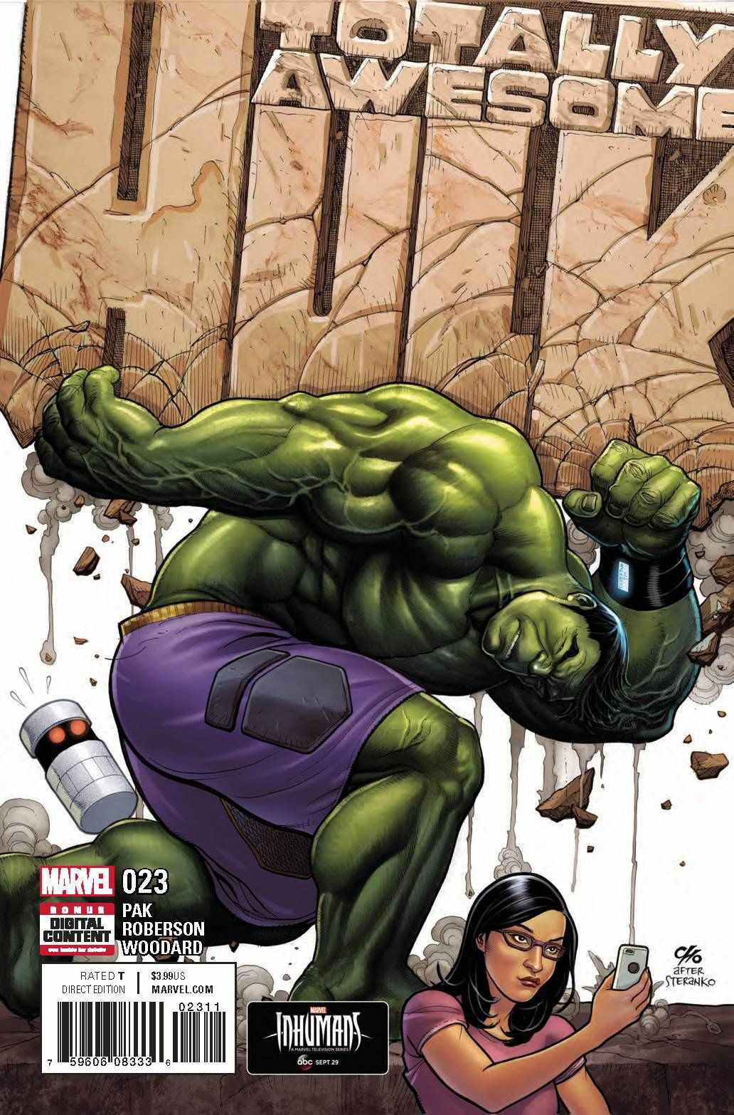 Totally Awesome Hulk #23 [Marvel Comic]_LARGE
