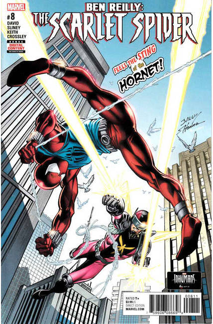 Ben Reilly Scarlet Spider #8 [Marvel Comic]_THUMBNAIL