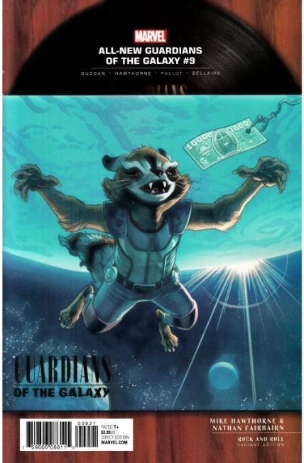 All New Guardians of the Galaxy #9 Rock N Roll Variant Cover [Marvel Comic]_LARGE