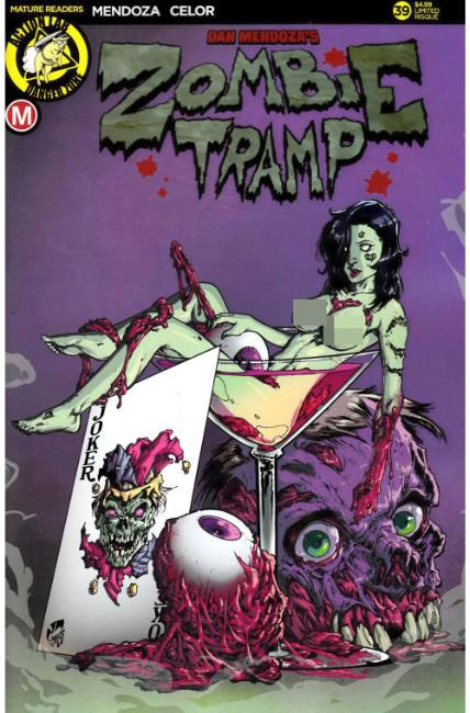 Zombie Tramp Ongoing #39 Cover D- Cocktail Risque [Danger Zone Comic]_THUMBNAIL