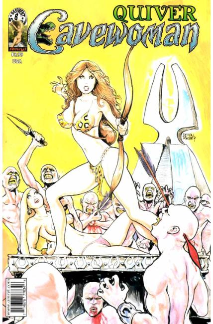 Cavewoman Quiver #1 Cover A [Amryl Comic] LARGE