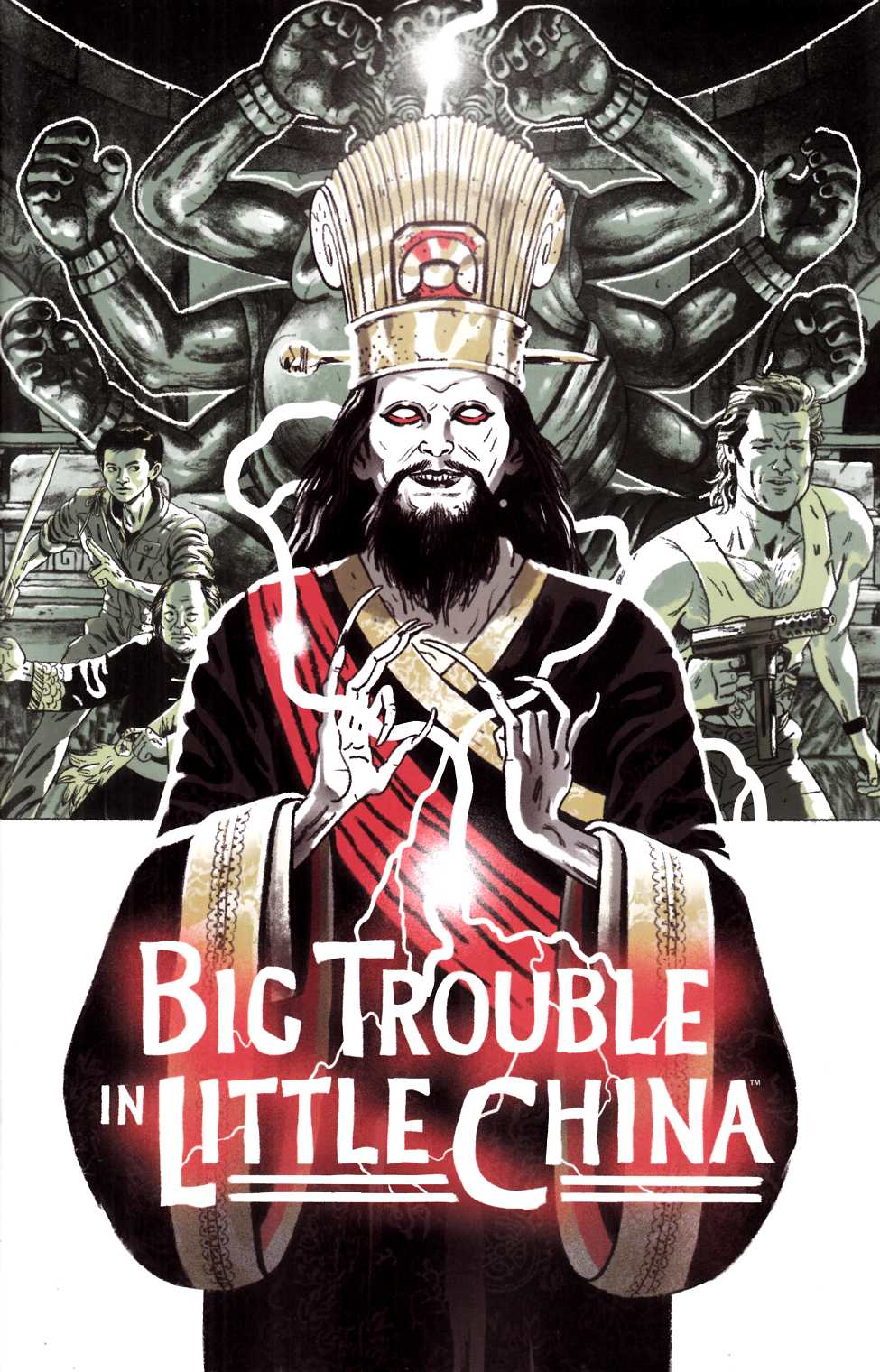 Big Trouble in Little China Old Man Jack #1 Cover B [Boom Comic]_LARGE