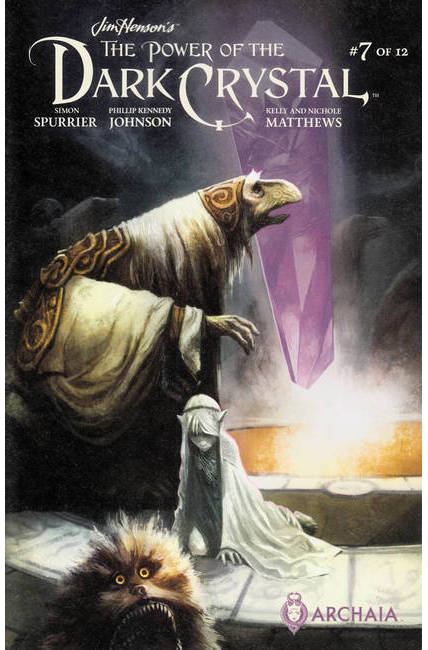 Jim Henson Power of the Dark Crystal #7 [Boom Comic] THUMBNAIL