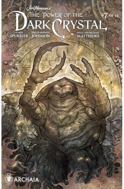 Jim Henson Power of the Dark Crystal #7 Subscription Cover [Boom Comic] THUMBNAIL