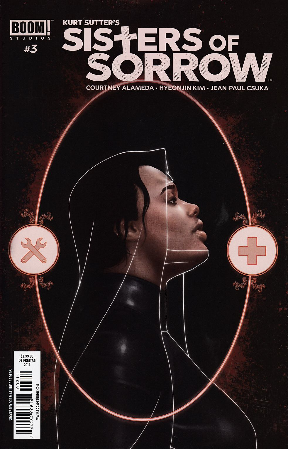 Sisters of Sorrow #3 Cover B [Boom Comic] THUMBNAIL