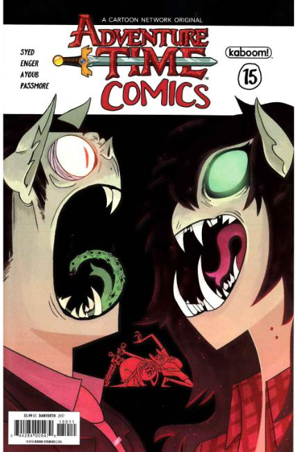 Adventure Time Comics #15 [Boom Comic] THUMBNAIL