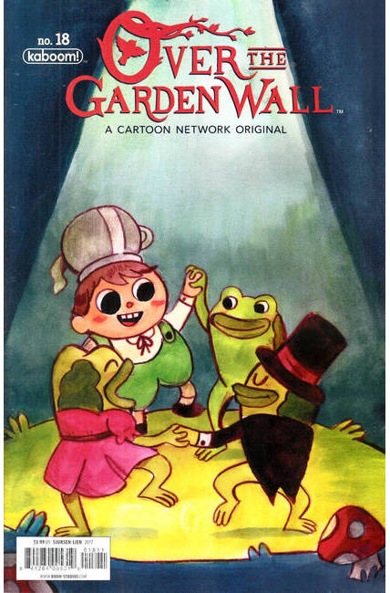 Over Garden Wall Ongoing #18 [Boom Comic] THUMBNAIL