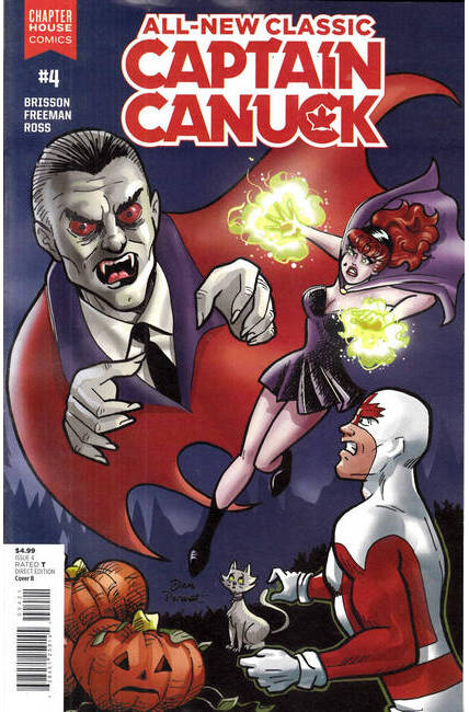 All New Classic Captain Canuck #4 Cover B [Chapterhouse Comic]_LARGE