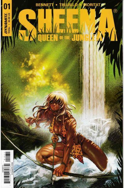 Sheena #1 Cover C [Dynamite Comic] THUMBNAIL
